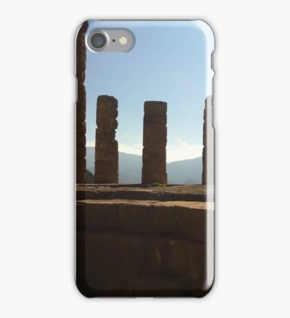 Six Pillars of Wisdom iPhone Case/Skin