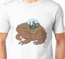 Cricket and Robot Toad Unisex T-Shirt