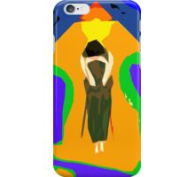 UNDER THE SPOTLIGHT iPhone Case/Skin