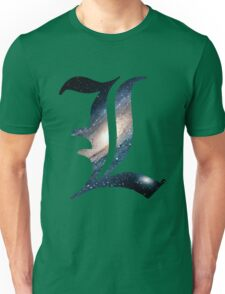 Spacey L Unisex T-Shirt