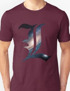 Spacey L Unisex T-Shirt