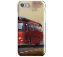 Midland Red M1 express iPhone Case/Skin