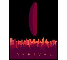Arrival Movie Photographic Print