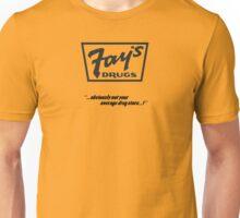 Fay's Drugs | the Immortal Yellow Bag Unisex T-Shirt