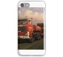 Lumsden's big Volvo iPhone Case/Skin