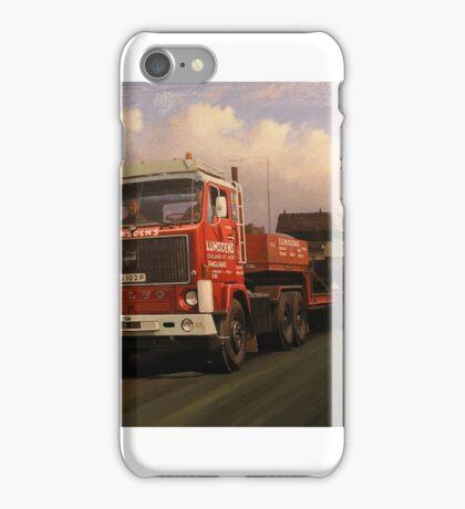 Lumsden's big Volvo iPhone Case/Skin