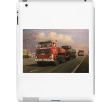 Lumsden's big Volvo iPad Case/Skin