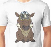 Grub and Robot Warthog Unisex T-Shirt