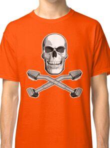 Carpet Installer Skull Classic T-Shirt