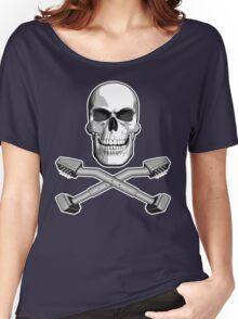 Carpet Installer Skull Women's Relaxed Fit T-Shirt