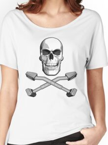 Carpet Installer Skull Women's Relaxed Fit T-Shirt