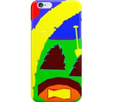 GOLD AT THE END OF THE RAINBOW iPhone Case/Skin