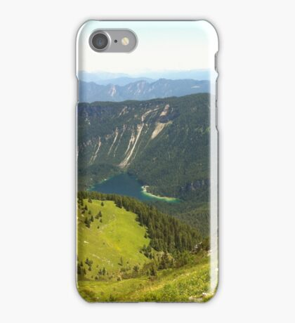 Alpine pastures iPhone Case/Skin