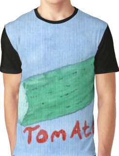 Tomate oder Gurke? Graphic T-Shirt
