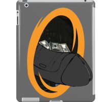 Heisting - Now with portals iPad Case/Skin