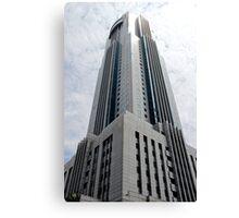 Gotham Building - Kuala Lumpur, Malaysia. Canvas Print