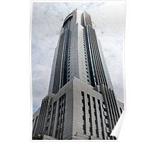 Gotham Building - Kuala Lumpur, Malaysia. Poster
