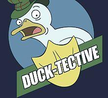 Duck-Tective by hordak87