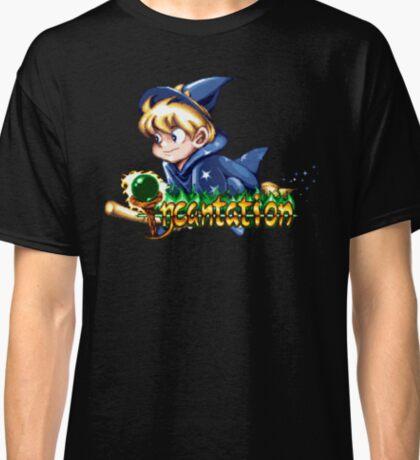 Incantation (SNES Title Screen) Classic T-Shirt