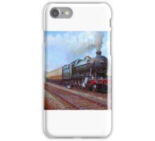 GWR 2.8.0 on Whiteball bank. iPhone Case/Skin