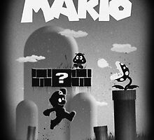 Mario in Limbo  by ronin47design
