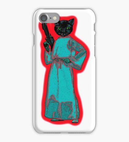 Princess Leicat iPhone Case/Skin