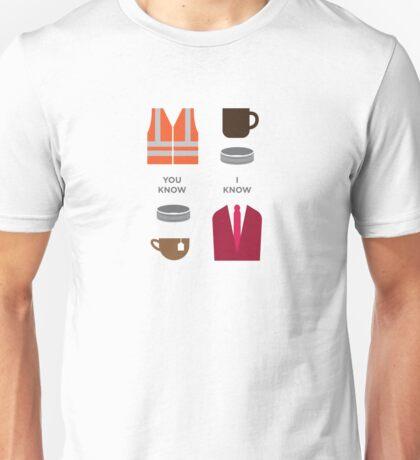 Robron Icons Unisex T-Shirt