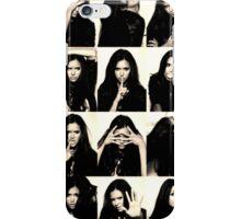 Vampire Diaries Elena - Nina iPhone Case/Skin