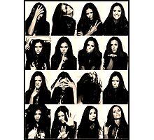 Vampire Diaries Elena - Nina Photographic Print