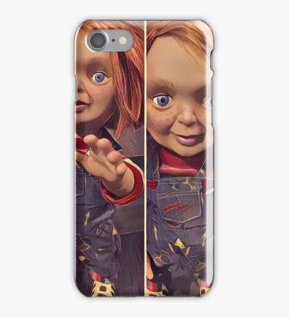Good Guy Doll - Chucky's Revenge iPhone Case/Skin