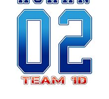 TEAM 1D - HORAN by inkredible