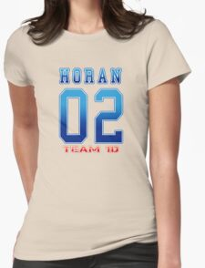 TEAM 1D - HORAN Womens Fitted T-Shirt
