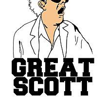 Great scott by CarloJ1956