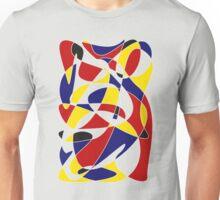 MONDRIAN AND GAUSS Unisex T-Shirt