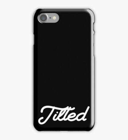 Tilted iPhone Case/Skin