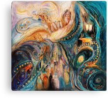The Patriarchs series - Moses Canvas Print