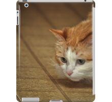 COP - Cat On Patrol iPad Case/Skin