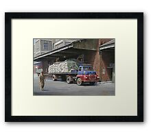 Knowles' Bedford S type Framed Print
