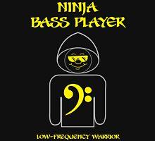 Ninja Bass Player Unisex T-Shirt
