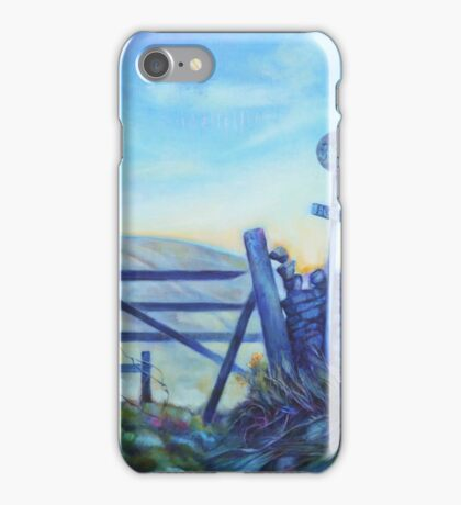 Paths Revisited iPhone Case/Skin