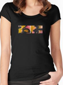 untitled 04 Women's Fitted Scoop T-Shirt