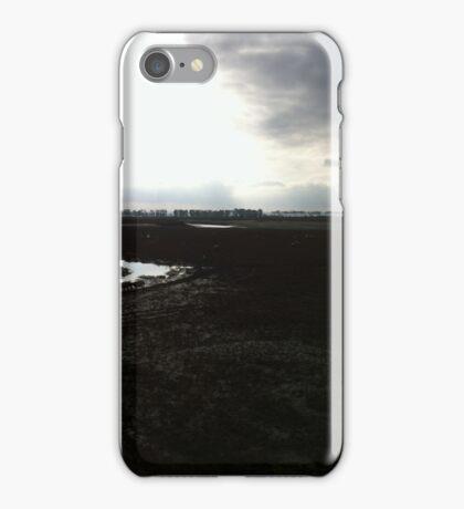 Sheep Crossing iPhone Case/Skin