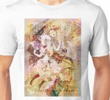 The Dancer and the Pierrot Unisex T-Shirt