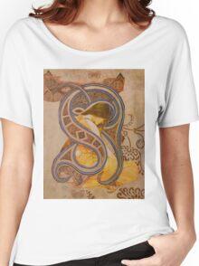 Serpentine Women's Relaxed Fit T-Shirt