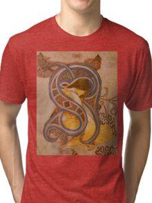 Serpentine Tri-blend T-Shirt