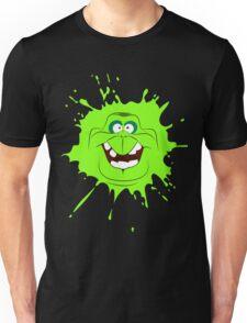 Cartoon style slimer (Ghostbusters) Unisex T-Shirt