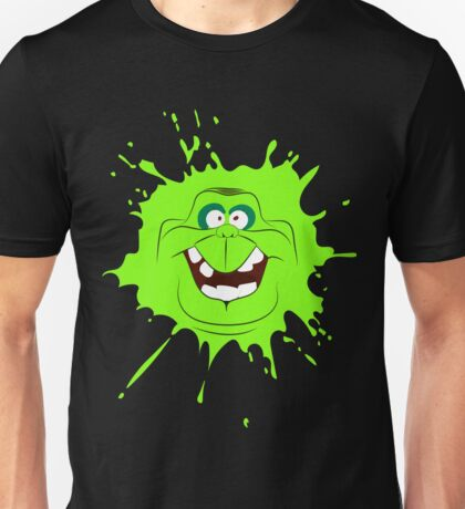 Cartoon style slimer (Ghostbusters) Unisex T-Shirt