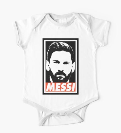 Messi One Piece - Short Sleeve