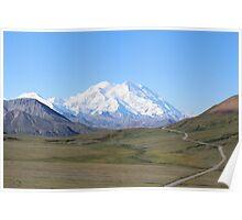 Denali (Mount McKinley) Poster