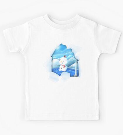 Tear It! ~ Snowbaby Line Kids Tee